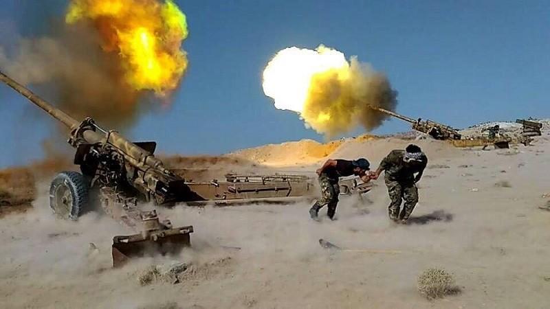 Syrian troops shell terrorist positions in Idlib — news portal