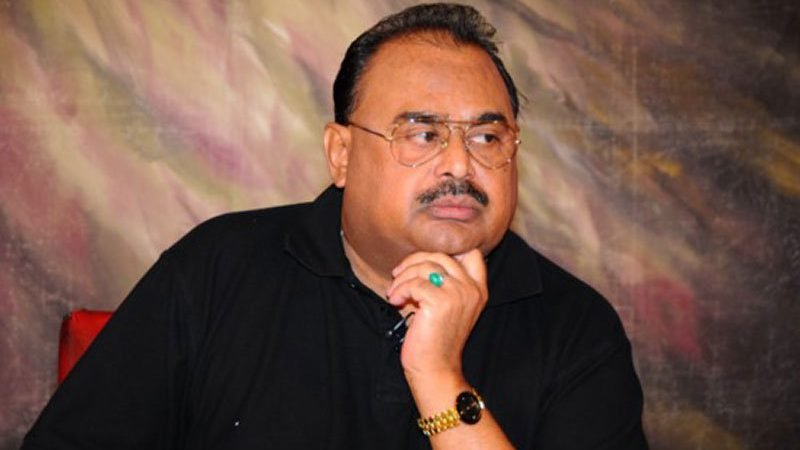 People of Sindh, Balochistan are against Pakistan establishment: MQM Founder