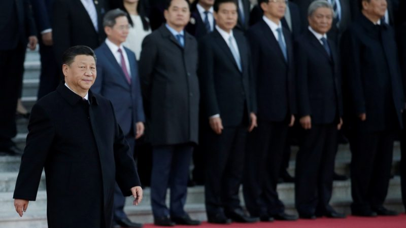 CCP leadership swing back and forth with economic policies to spur growth