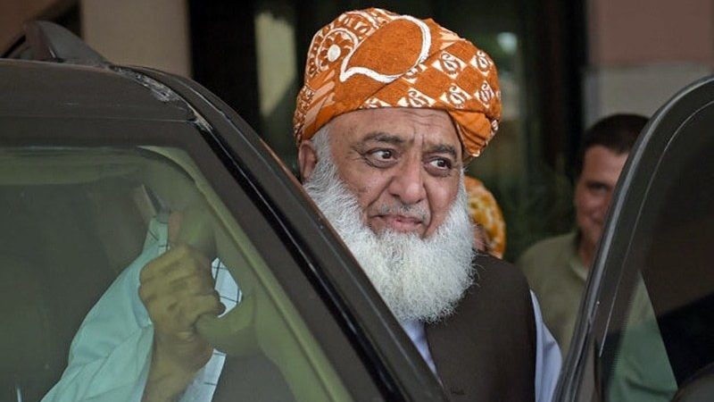 JUI-F chief Fazlur Rehman rejects dialogue with PTI govt, calls for fresh elections