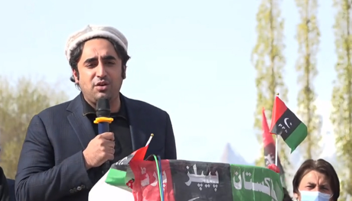 Imran Khan had opposed granting provincial status to Gilgit-Baltistan at every step: Bilawal Bhutto