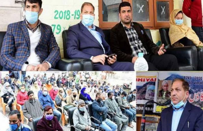 J&K Jan Abhiyan: Block Diwas observed across Kashmir