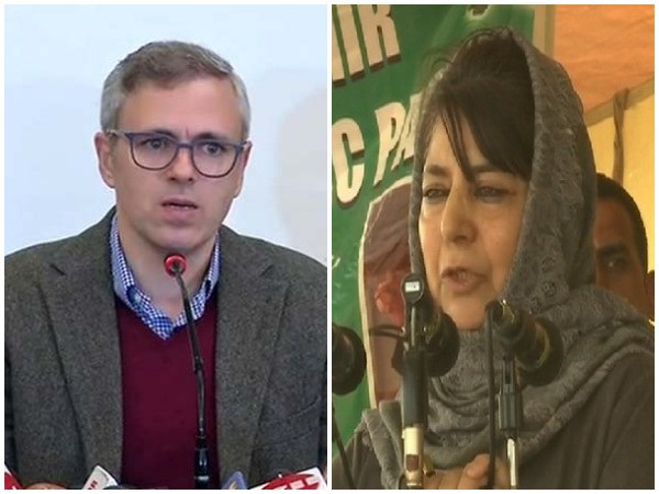 Omar Abdullah, Mehbooba Mufti 'silent' on Indian forces killing terrorists in J&K