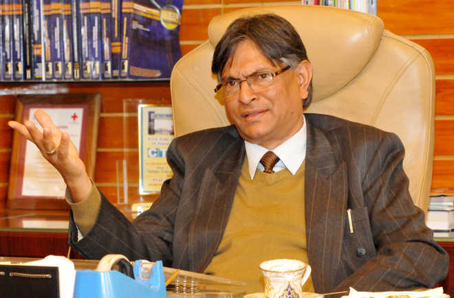 Skill development key to economic growth: Kashmir University VC