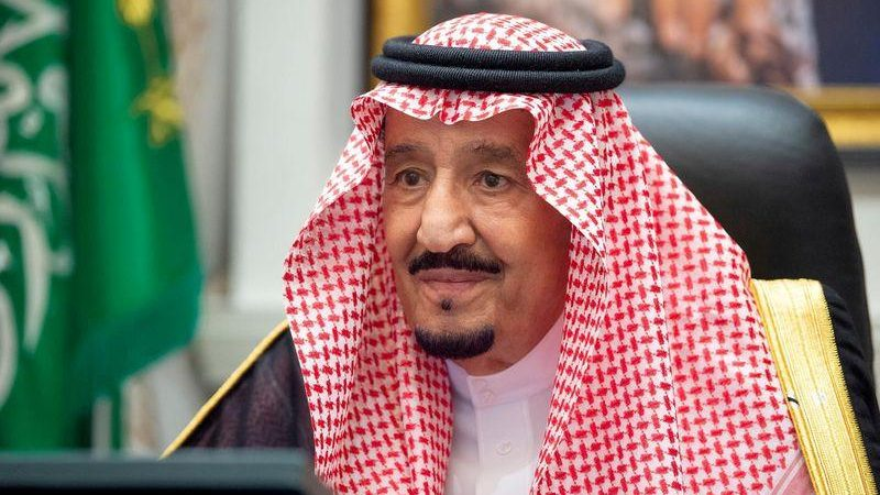 Saudi king says kingdom working to guarantee stable global oil supply