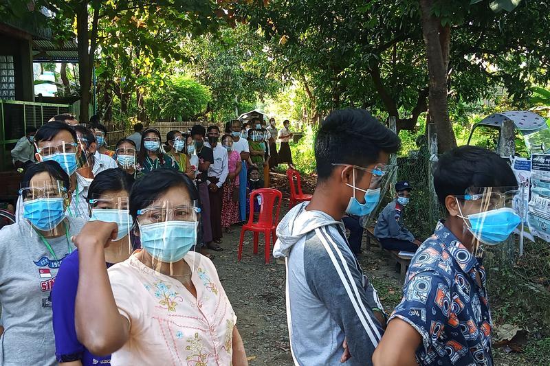 War, not politics: Troubled election deepens tension in Myanmar's Rakhine