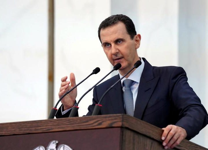 Syria's Assad says billions locked in troubled Lebanese banks behind economic crisis
