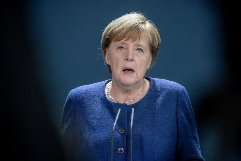 Merkel, after Biden victory, says EU and U.S. must work side by side