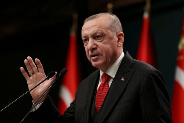 US move to impose sanctions on Turkey disrespectful: Erdoğan