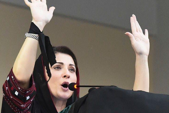 """Incompetent"" Imran Khan was ""imposed"" on Pakistan: PML-N's Maryam Nawaz"