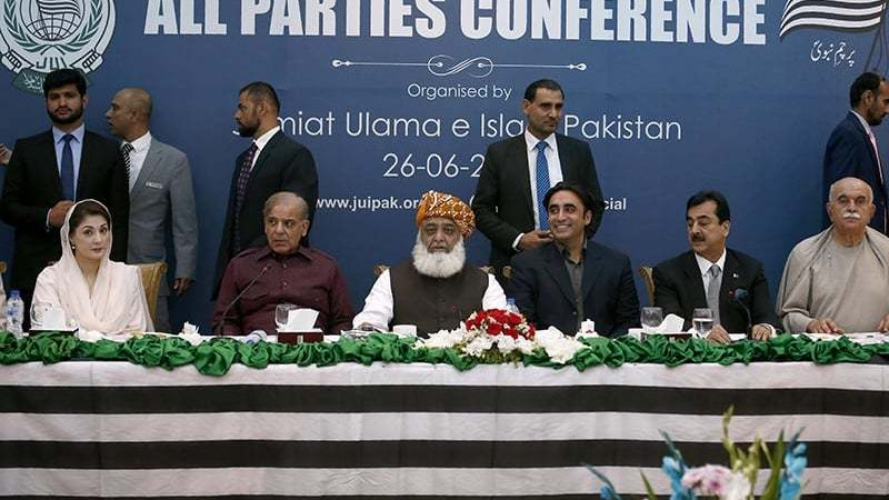 The rise of Pakistan Democratic Movement under PM Khan's rule