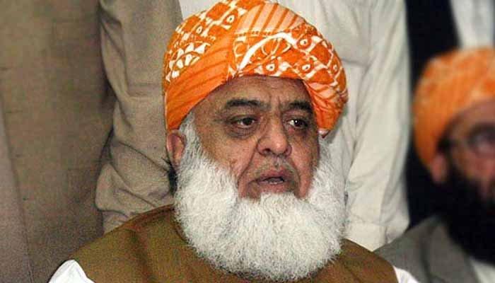 Imran Khan govt 'illegitimate', 'incompetent': PDM chief Fazlur Rehman