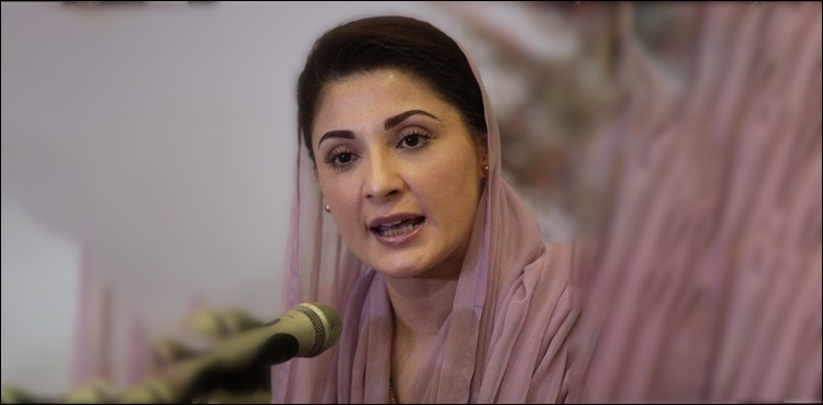 PML-N's Maryam says Shehbaz Sharif would have become PM had he been disloyal to Nawaz