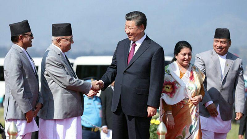 Amid political chaos, China to send senior leader to Nepal