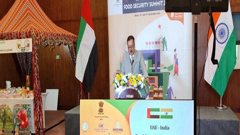 J&K delegation participates in Food Security Summit 2020 in Dubai