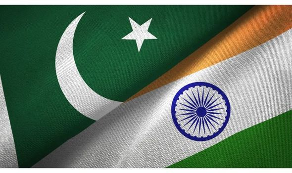 India protests against Pakistan's attempts to bring material changes in Indian territories