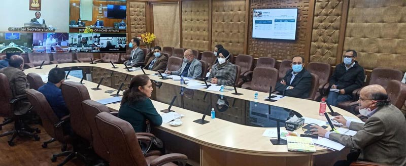Indian PM's office reviews implementation of flagship schemes in UTs