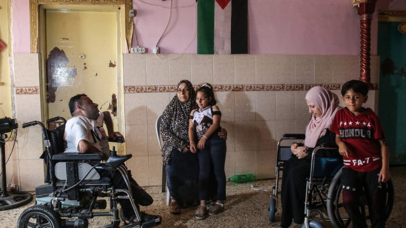 Gaza: Life 'extraordinarily difficult' for people with disability