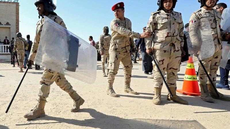 Shifting militant tactics curb development in Egypt's North Sinai