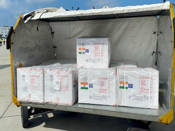 Indian covid-19 vaccine consignment reaches Bangladesh