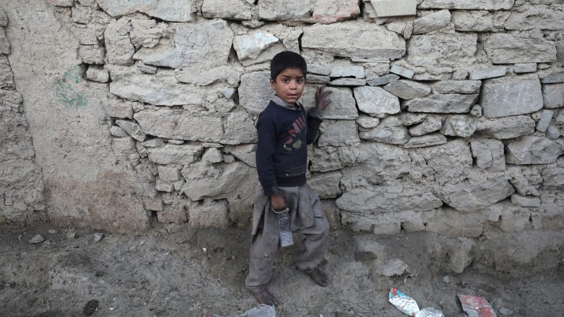Report: Harsh winter can bring illness, death to Afghan kids