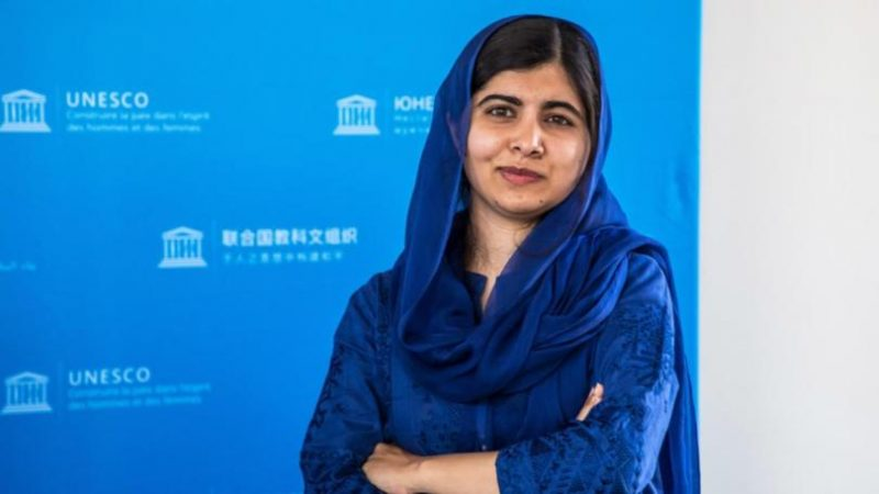 Malala Yousafzai questions Imran Khan over threatening post by Taliban terrorist