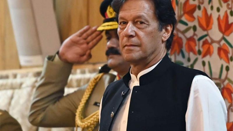 Days after talks of ceasefire, peace; Pak PM Imran Khan rakes up Kashmir issue
