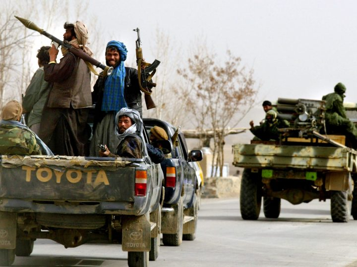 Taliban backs Covid vaccine drive in Afghanistan
