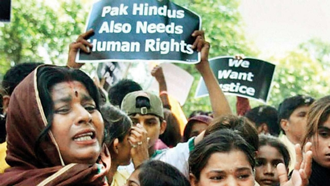 Pakistan's blasphemy law does not protect Hindus: Report