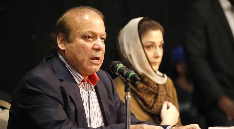 """""""If anything happens to daughter…"""" Nawaz Sharif targets Pak PM, Army"""