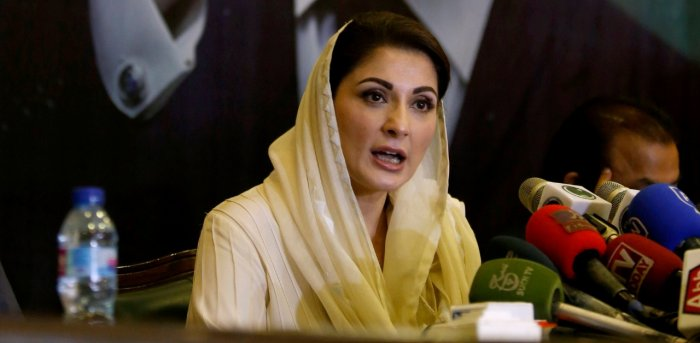 'Why are you afraid of power of the vote': Maryam Nawaz to Imran Khan over poll rigging