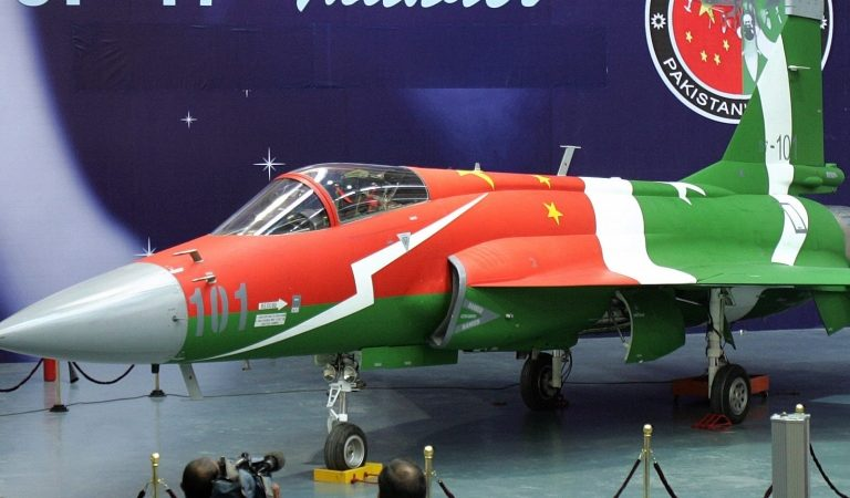 China-Pakistan's low cost, multi-role fighter JF-17 turns out to be failure