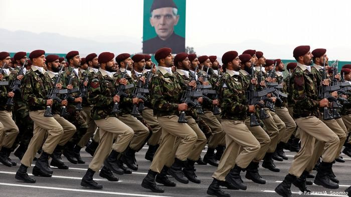 Pakistan's military parade on National Day slammed by citizens
