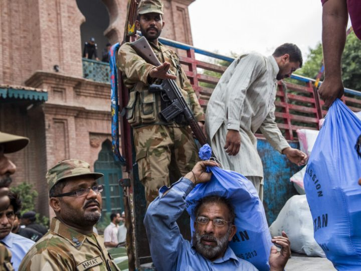 Ban from Criticising Pakistan Army under new Law