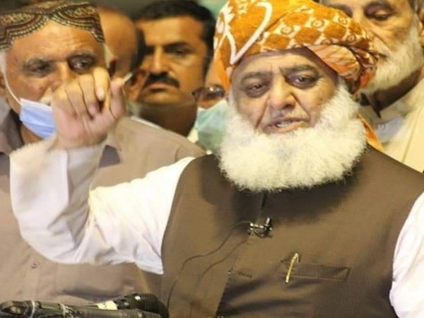 PDM chief Fazl asks opposition partners to stay united for democracy in Pakistan