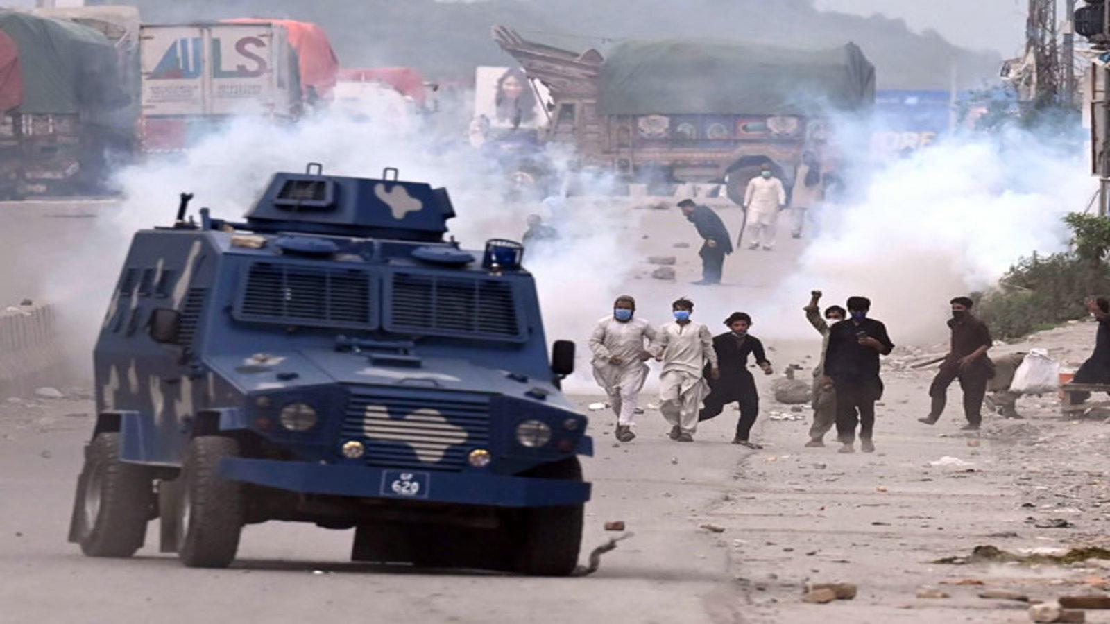 Violent protest of supporters, Pakistan to ban Tehreek-e-Labbaik Pakistan (TLP)