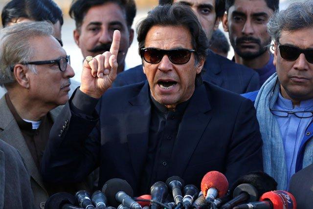 Imran Khan govt's challenged the judgement of apex court.