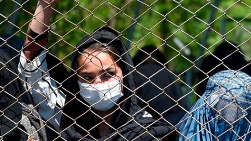 Taliban rule will bring women right back the ground