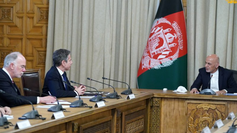 'Terrorism threat has moved' from Afghanistan, says top US envoy