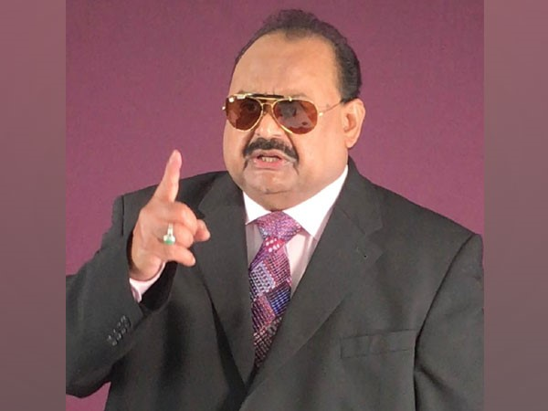 Pak military using Baharia Town and DHA for occupying land of Sindh, says MQM founder Altaf Hussain