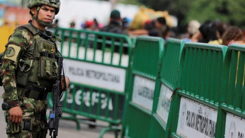 Colombia extends border closure with Venezuela