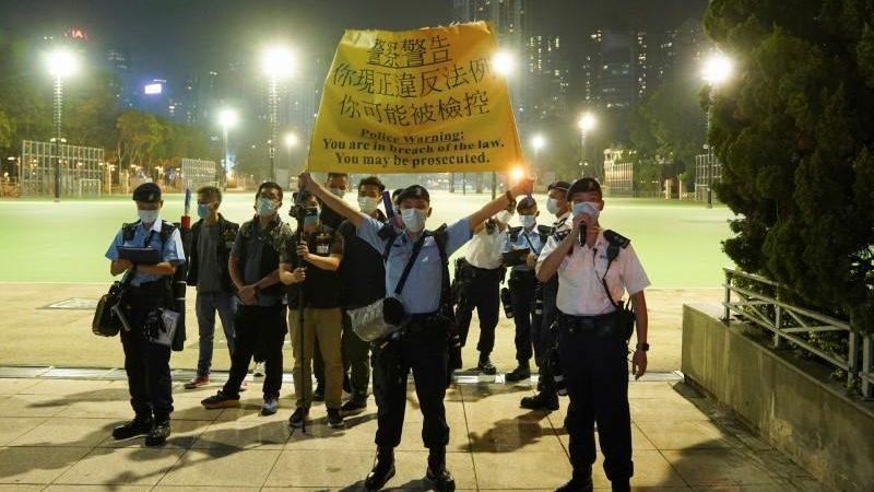 UK report says Hong Kong security law used to 'drastically curtail freedoms'