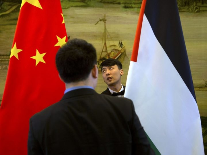 China is exploiting Western hypocrisy in the Middle East