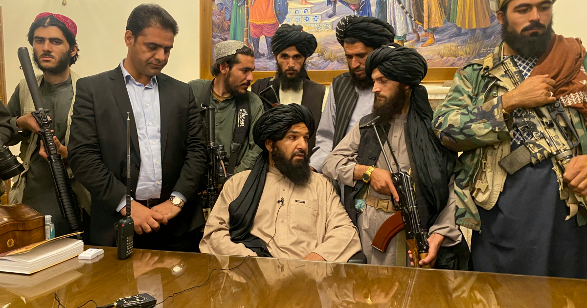 Taliban will have to earn legitimacy from the world