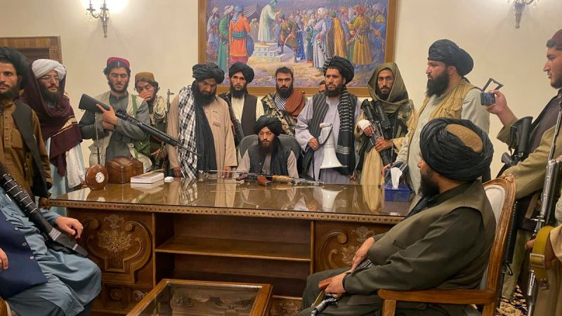 Will world recognise Taliban Government