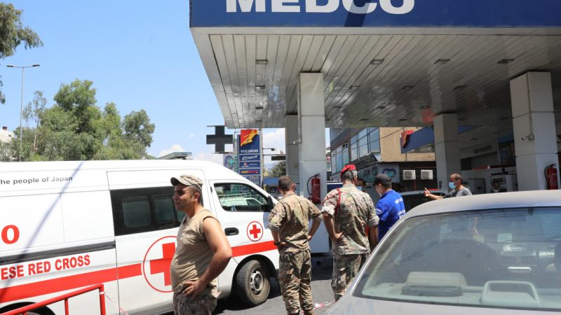 Hospitals in blast-hit north Lebanon grapple with power outages