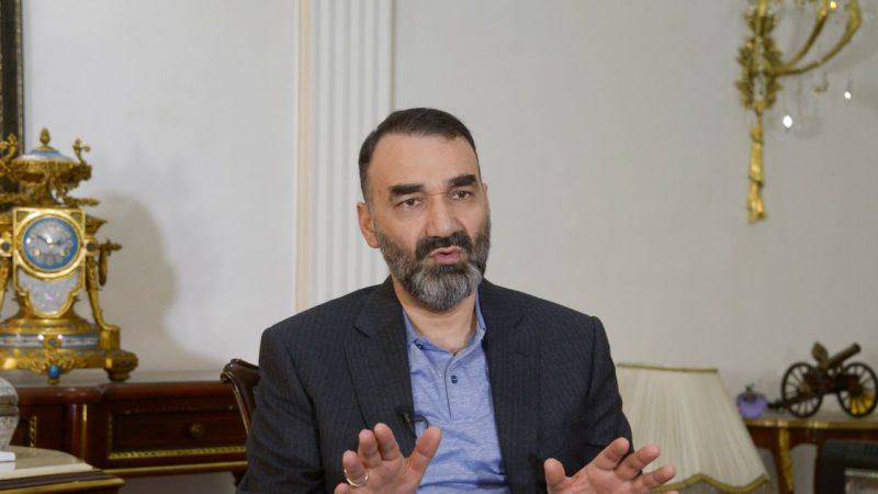 Afghan militia leaders Atta Noor, Dostum escape 'conspiracy'