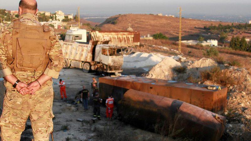 President hopes for Lebanon government in days as crisis bites deeper