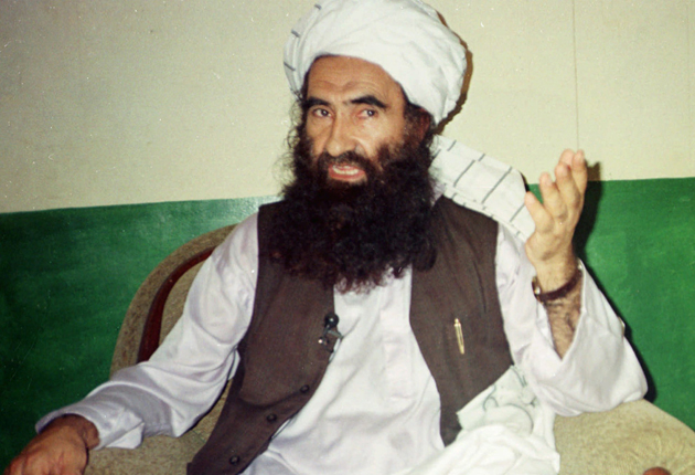What is the Haqqani network, which is linked to the Taliban and al-Qaeda?