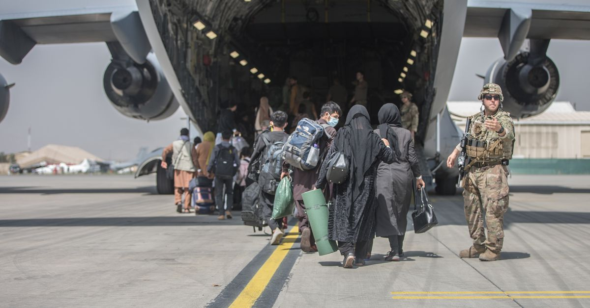 Afghan evacuation on 'war footing' as G7 meets on pullout deadline
